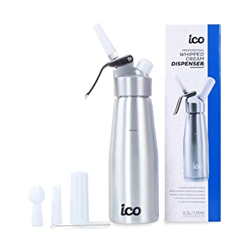 ICO Professional Whipped Cream Dispenser