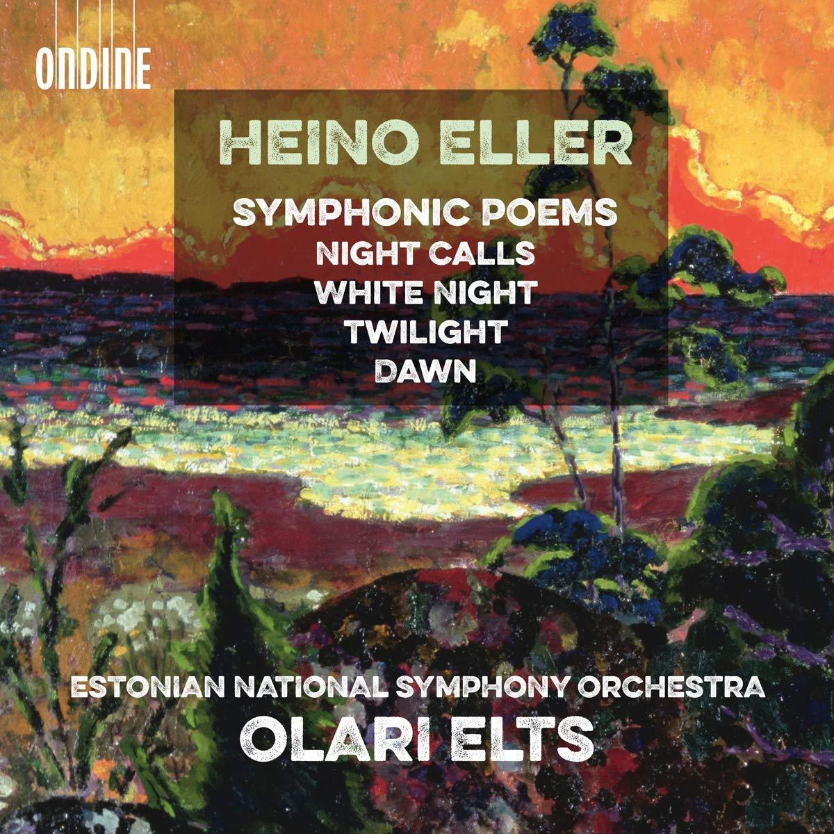 Estonian National Symphony Orchestra, Heino Eller, Olari Elts - Symphonic  Poems - Amazon.com Music