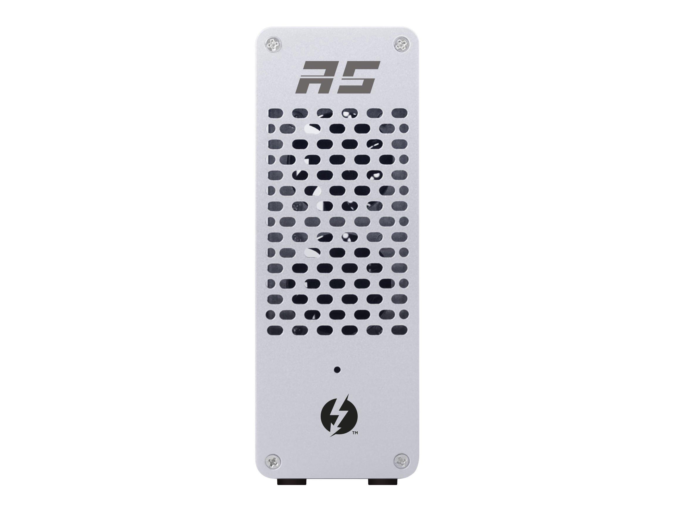 Highpoint RocketStor 6661A-4USB Thunderbolt 3 to 4X 10Gb/s USB 3.1 Adapter