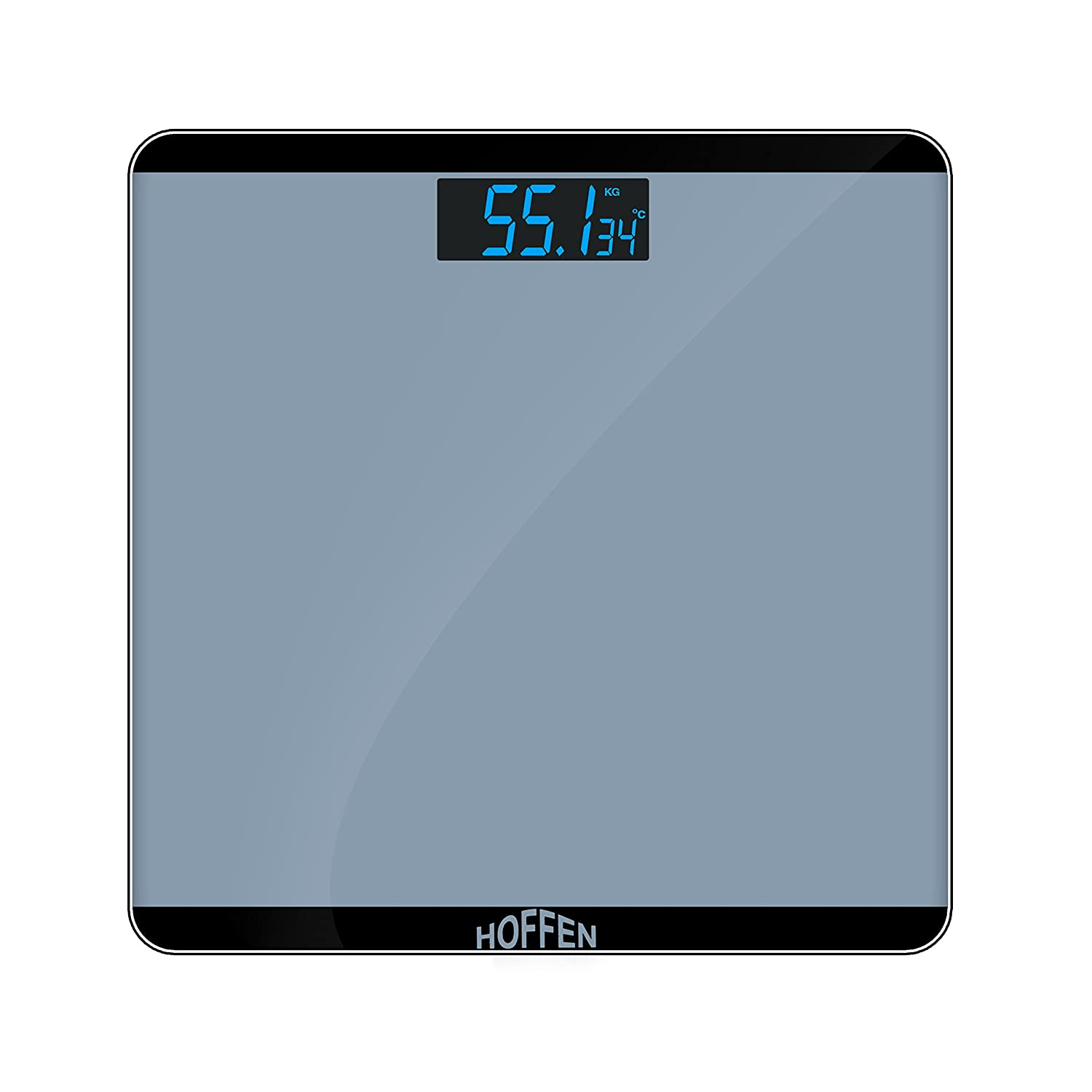 Hoffen Electronic Digital LCD Personal Health Body Fitness