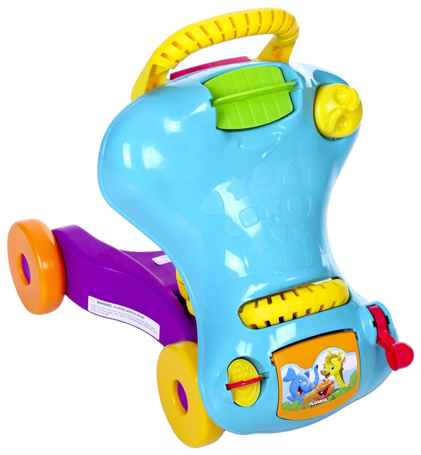 Playskool Paso Start Walk n Ride