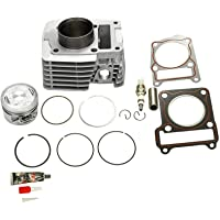 Cylinder Piston Head Gasket Top End Kit for 00-06 Ноnda Rancher 350 TRX350 4x4