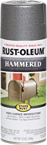 Rust-Oleum 7214830 7214-830 Spray Paint, Each, Gray