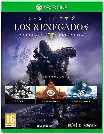 Destiny 2: Los Renegados Colección Legendaria: Amazon.es: Videojuegos