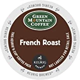 Green Mountain Coffee French Roast, K-Cup Portion Pack for Keurig K-Cup Brewers (Pack of 48)