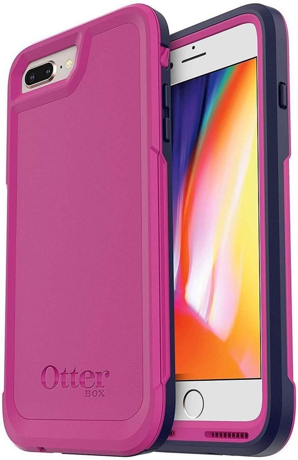 OtterBox Pursuit Case for Apple iPhone 8 Plus / 7 Plus - Purple Coastal Rise
