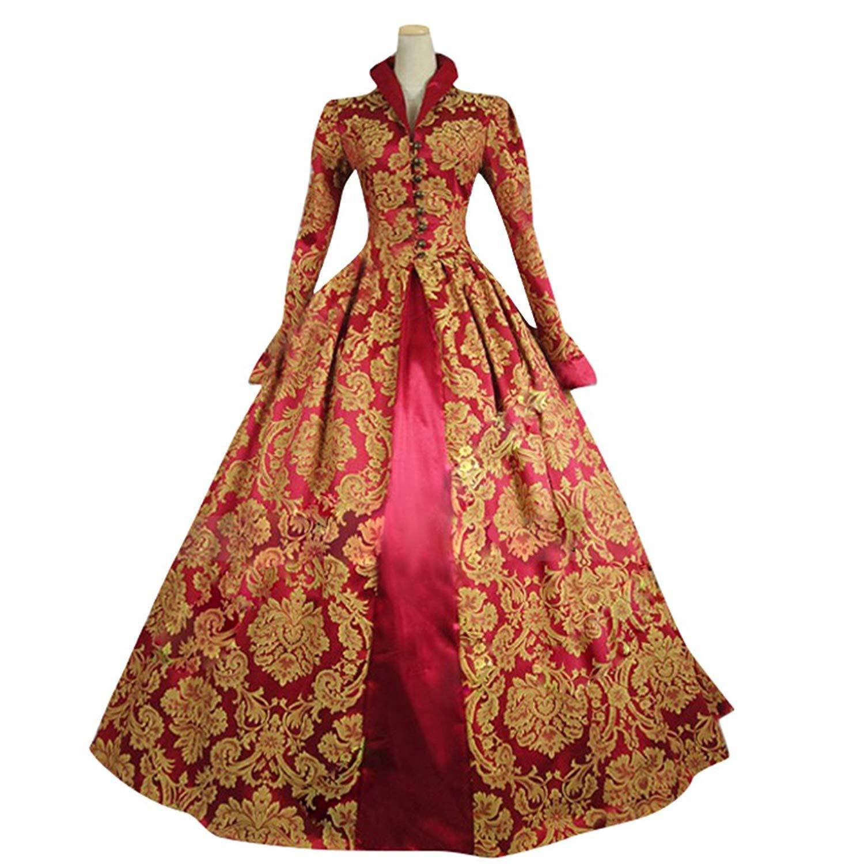 Ladies Renaissance Royal Court Dress Gowns | Deluxe Theatrical ...