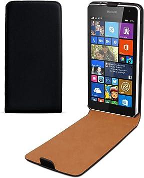 eFabrik Funda Smartphone Móvil Funda Carcasa Flip Case, Model ...