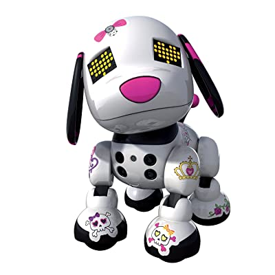 Zoomer Zuppies Interactive Puppy - Scarlet: Toys & Games