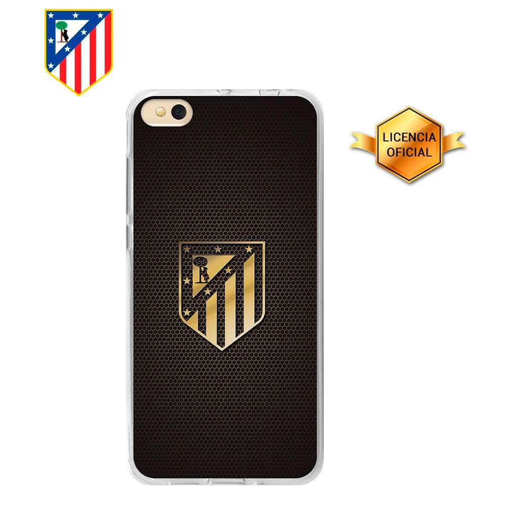 Atlético de Madrid Funda Gel Flexible Xiaomi Mi 5c, Carcasa TPU ...