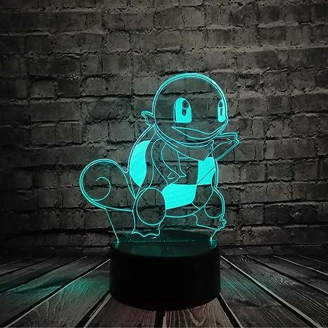 wangZJ Pokemon/Led Night Light/Bombilla Decoración Usb ...
