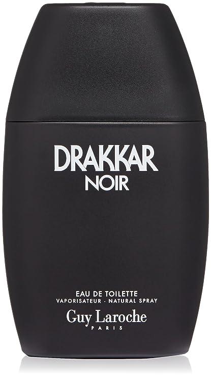 GUY LAROCHE DRAKKAR NOIR agua de tocador vaporizador 100 ml: Amazon.es: Belleza