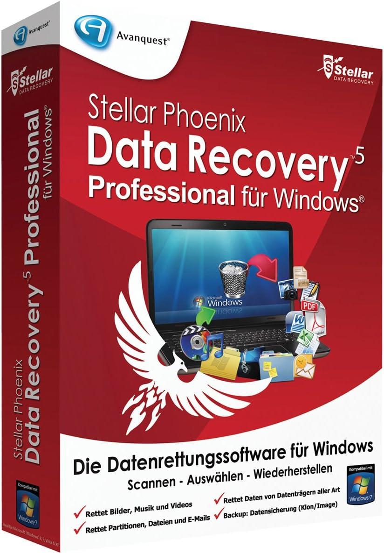Data Recovery 5 Pro für Windows: Amazon.es: Software