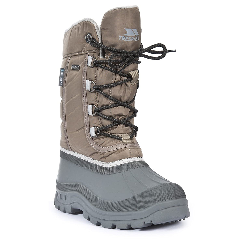 Trespass Womens/Ladies Stavra Winter Snow Boots