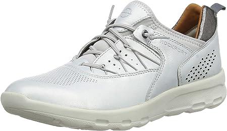 Rockport Lets Walk Womens Bungee, Zapatillas para Mujer