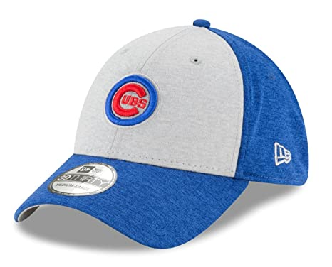 Image Unavailable. Image not available for. Color  Chicago Cubs New Era MLB  39THIRTY ... c28f337d9fc