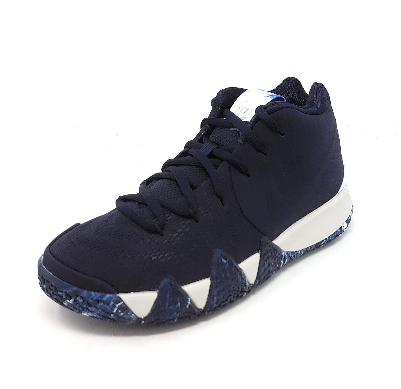 designer fashion 7828c 73b08 Amazon.com | Kyrie 4 N7 (GS) Dark Obsidia/Dark Obsidian ...