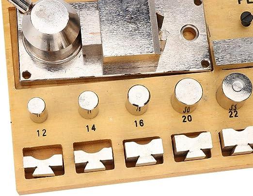 Nano Diameter Ring Bender Die /& Post Set 6mm - 10mm 301/_Nano