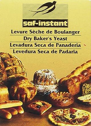 Granovita Levadura Seca Panaderia Condimento - 50 gr - [Pack de 7 ...