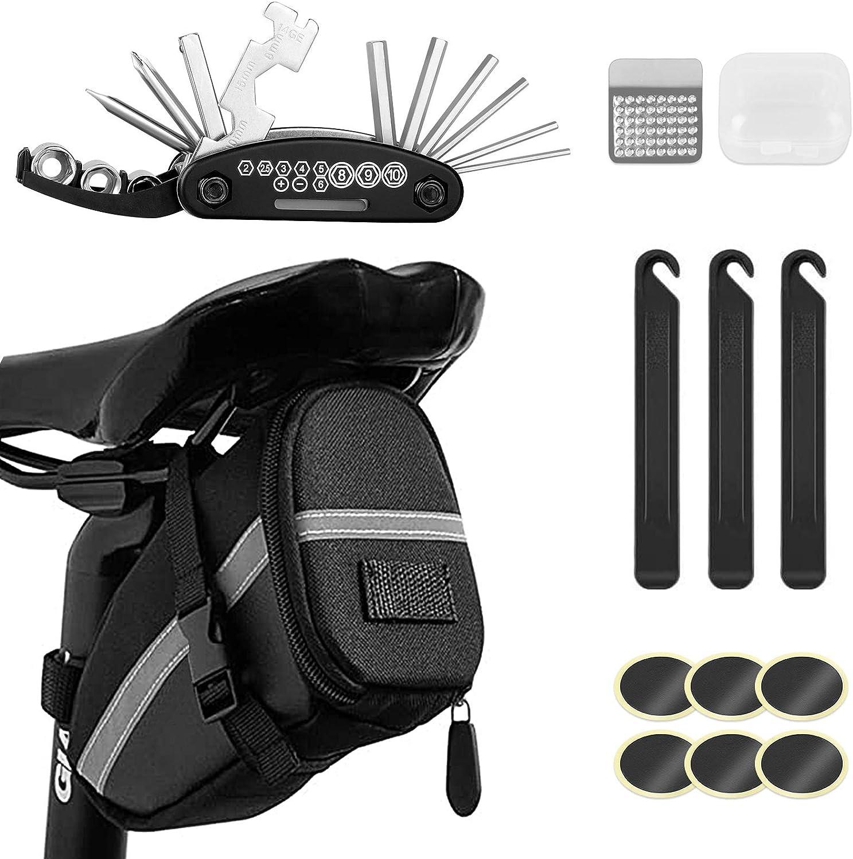 fooderstoury Bicycle Accessories Tools Multi Bike Cycling Tool Capsule Boxes Store Keys Repair Kit Set Bottle Cage Case