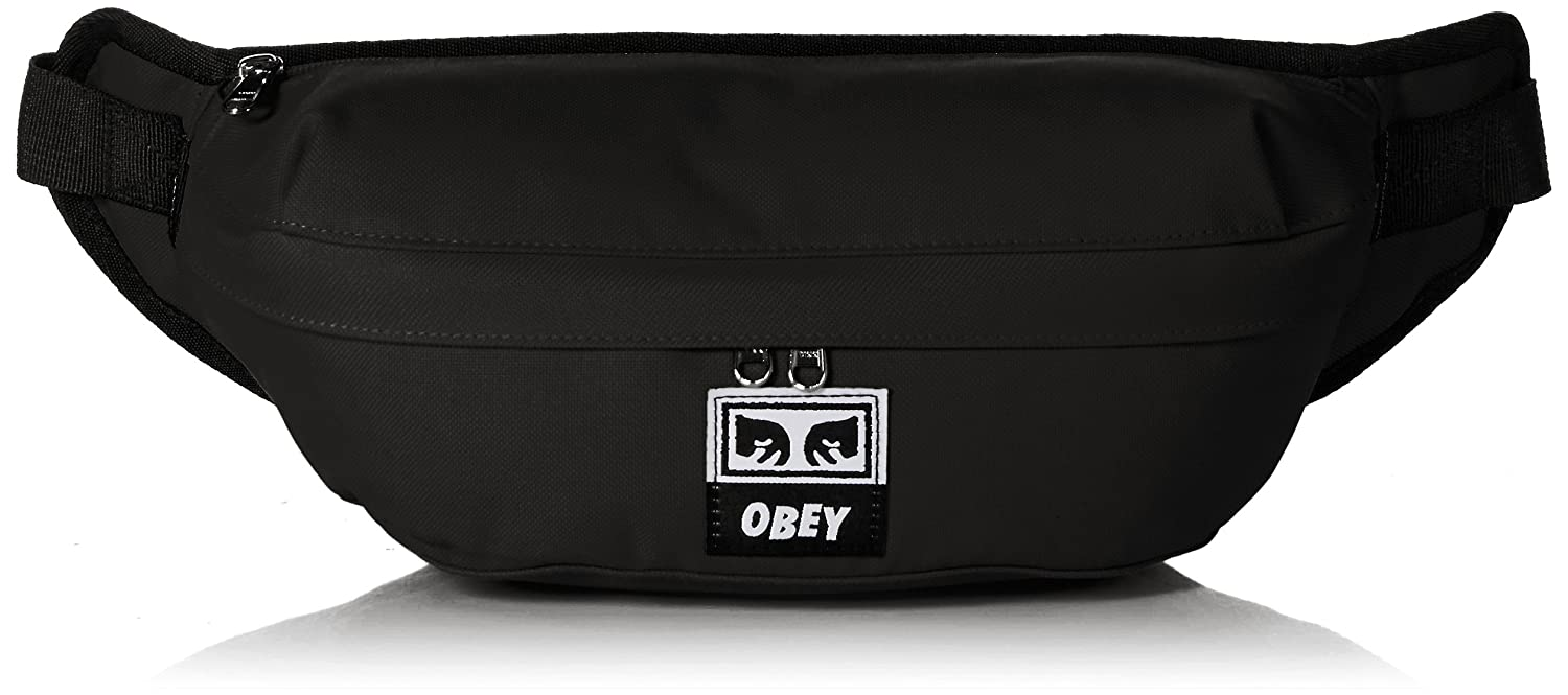 b720a65733 Amazon.com  OBEY Men s Drop Out Sling Pack