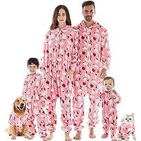 Conjunto de pijama familiar de Navidad, pijama de franela, pijama de Navidad, ropa de dormir para mujeres, hombres…