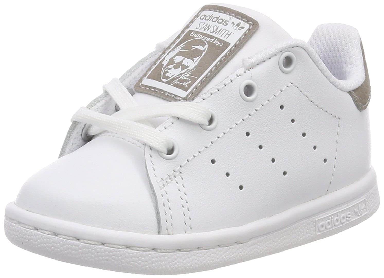 adidas Stan Smith I, Chaussons Mixte bébé DB1195