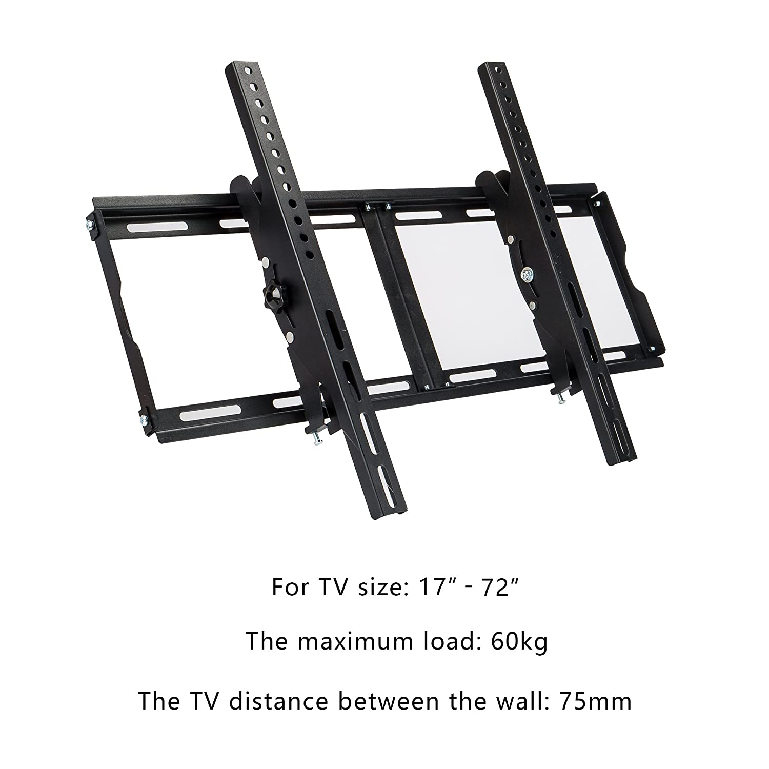 Amazon Com Tv Wall Mount Bracket For Most 17 72 Inch Led Lcd And  # Uppleva Dimension