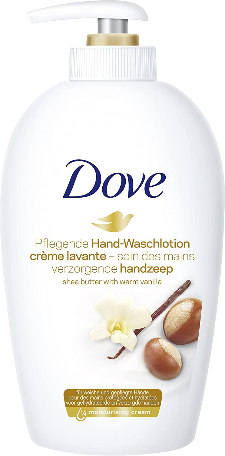 Dove Purely Pampering Shea Butter Beauty Cream Wash 250ml 8712561112505