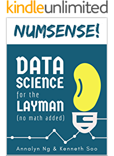 Amazon data scientists at work ebook sebastian gutierrez data science for the layman no math added fandeluxe Choice Image