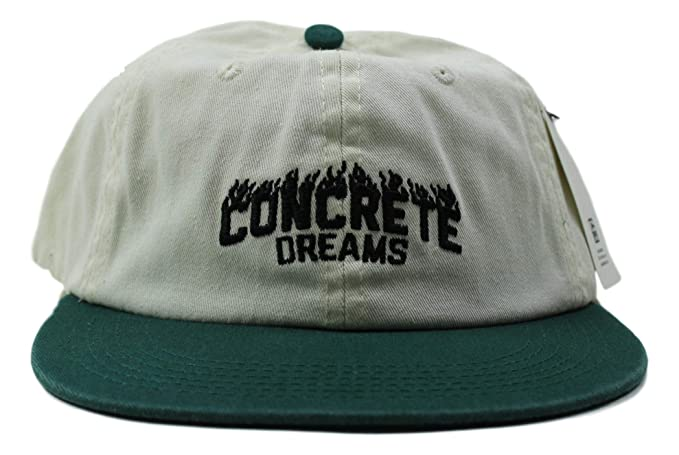 2aa921c0e9922 Image Unavailable. Image not available for. Color  Globe Mens Concrete  Dreams Low Rise Snapback Hat Dirty ...
