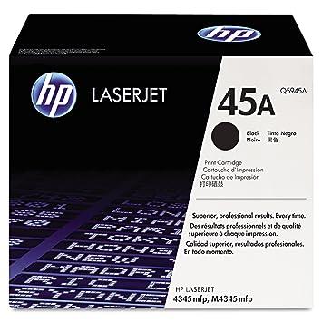Amazon.com: Hewlett Packard HP 45A LaserJet 4345 MFP/M4345 MFP ...