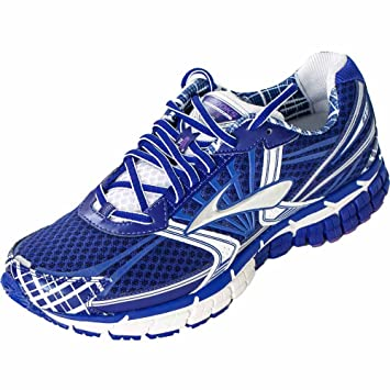 084d770140233 Brooks Adrenaline GTS 14 Road Running Shoes Union Blue White Black (B WIDTH