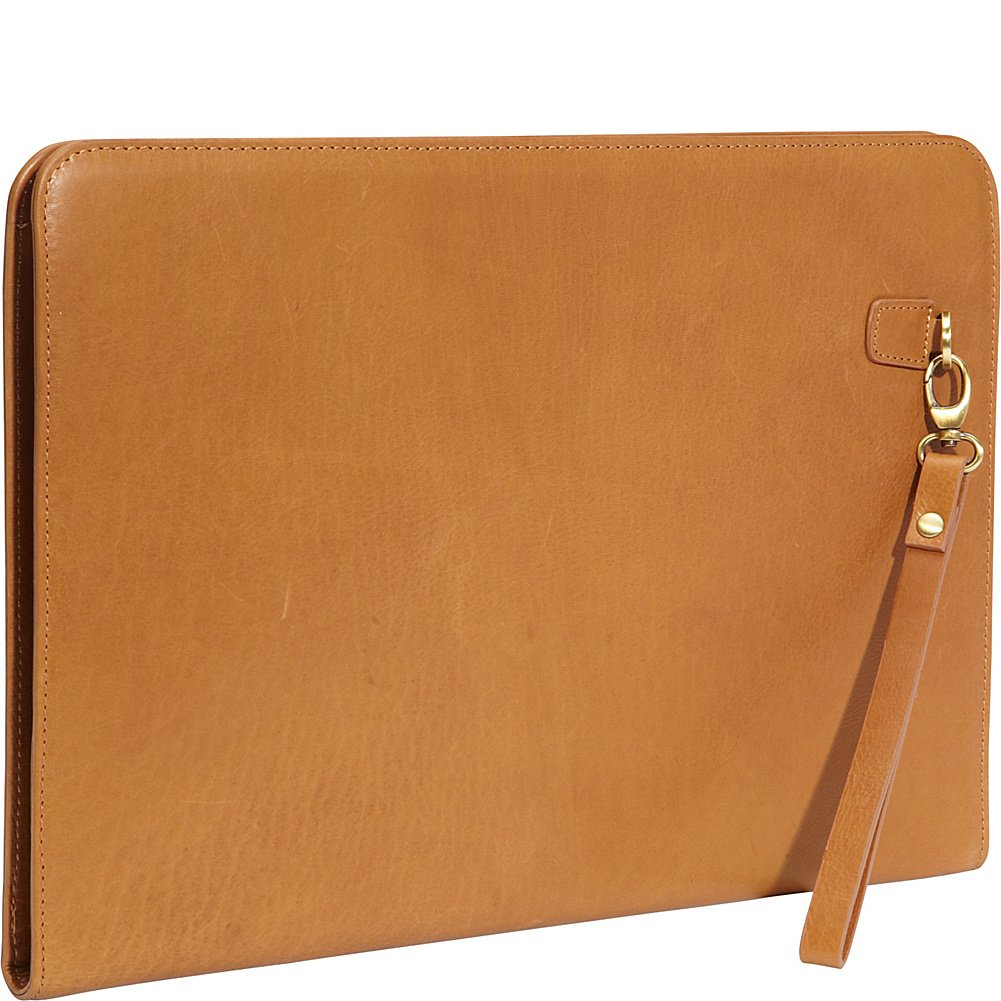 Clava Leather iPad Envelope (Tuscan Black) by Clava (Image #3)