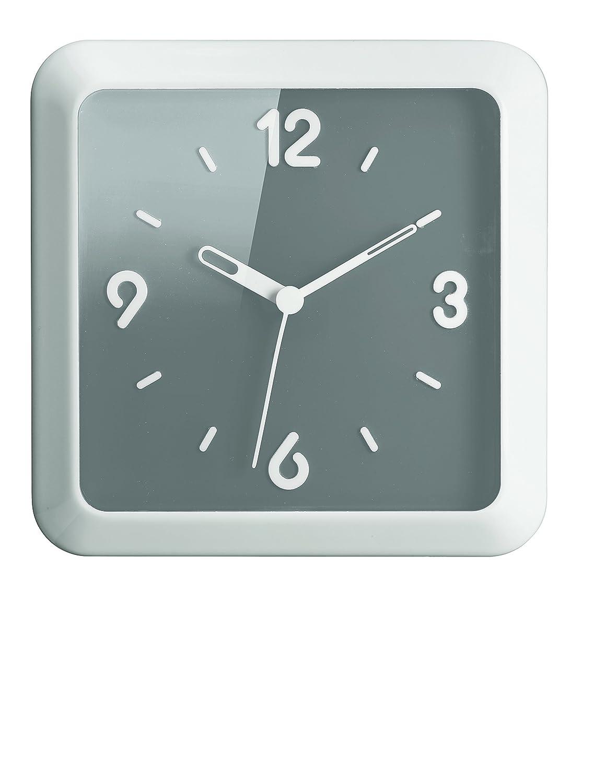 guzzini(グッチーニ) 置き時計掛け時計 グレー 36 x 36 x h5cm 16860008 B00DRIMQHC