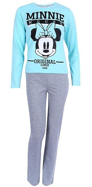 Disney 2 X Pantalones De Color Azul Y Blanco Minnie Mouse Ropa Pantalones Cortos