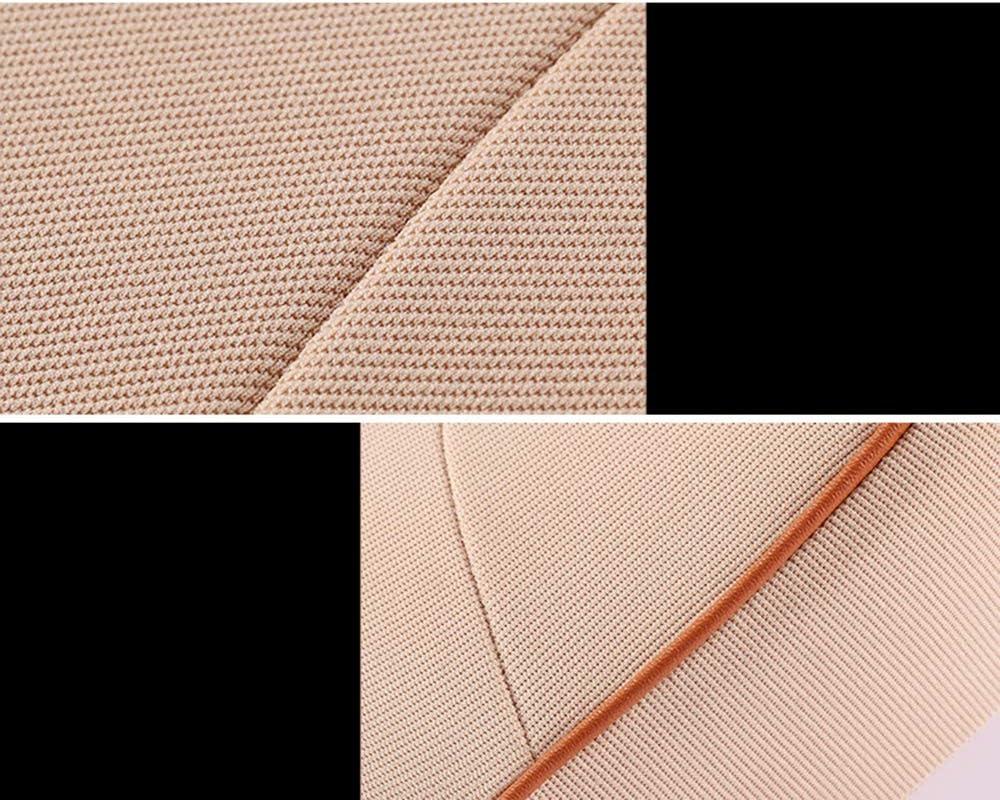 Ecloud Shop Lumbar Support Cushion for Car and Headrest Neck Pillow Kit Black Ergonomically Design Universal Fit Major Car Seat