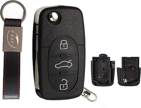 Schlüssel Gehäuse Fernbedienung Für Audi Autoschlüssel Elektronik