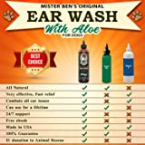 MISTER BEN'S Original Ear Wash w/Aloe for Dogs