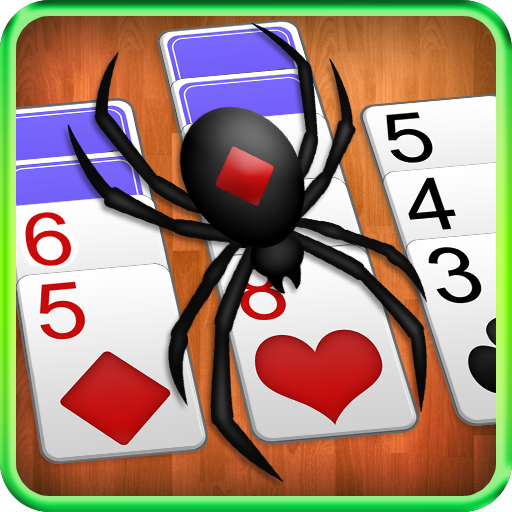 Spider Solitaire (Kindle Tablet Edition)