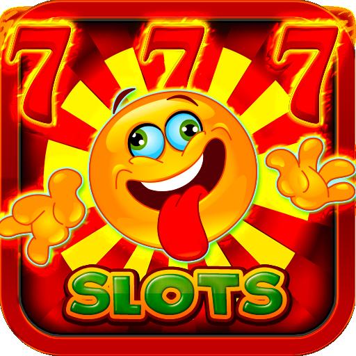 Slots Real Vegas Emoticon Tongue -