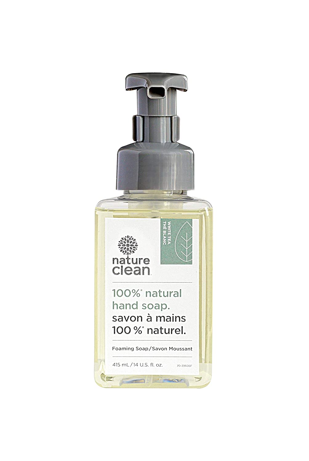 Nature Clean Foaming Hand Soap, Lavender Moon, 1.12 lb Frank T. Ross