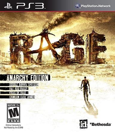 Скачать игру rage anarchy edition