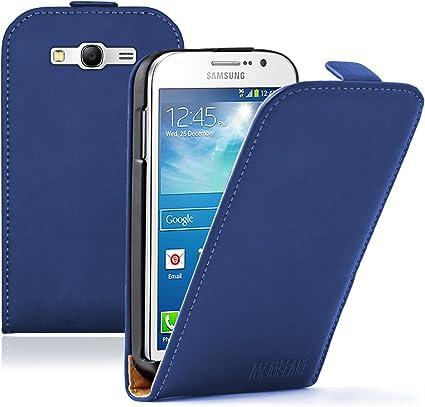 Membrane - Ultra Slim Bleu Étui Coque compatibles avec Samsung ...