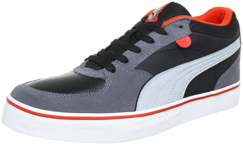 Puma Herren Skate Vulc Hausschuhe Schwarz 40.5 EU