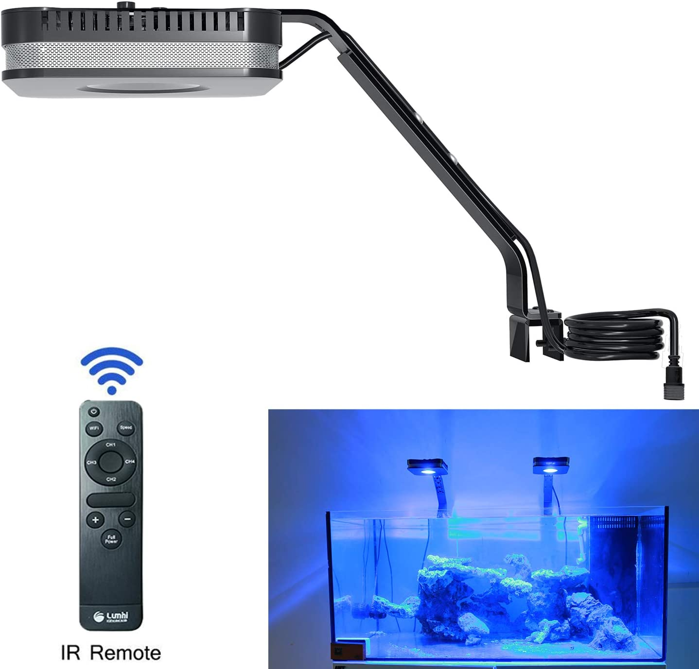 Lominie LED Aquarium Light