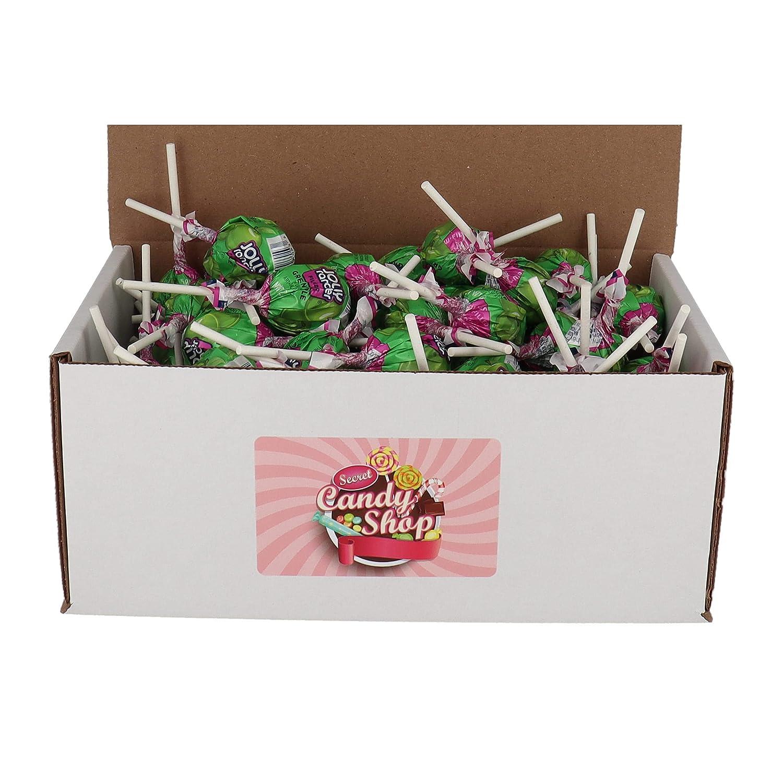 Jolly Rancher Pops Lollipops 40 Lollies in a Box (Green Apple)