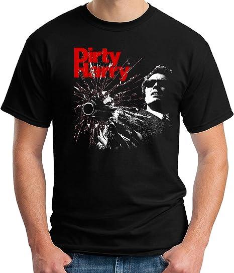 Desconocido 35mm - Camiseta Hombre Dirty Harry - Harry el Sucio - Cine