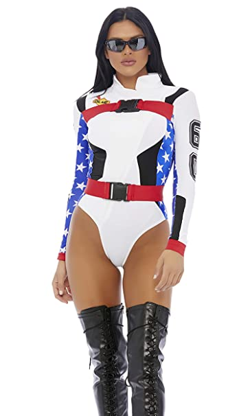 Step On it Sexy Motocross Costume