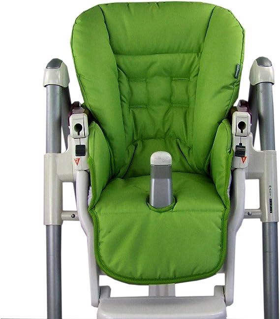 Funda de repuesto para silla Peg Perego Prima Pappa Diner 7/colores dise/ño de b/úhos Eule Motiv /§10 BambiniWelt